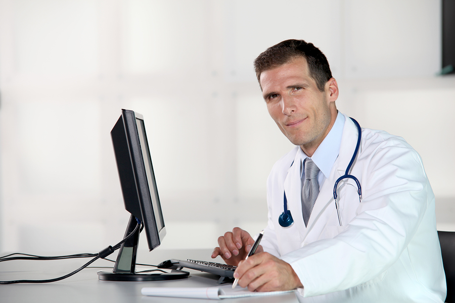 hosted payments pages for doctors